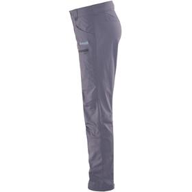 Bergans Utne Pants Youth Girls Night Blue/Dark Steel Blue/Steel Blue